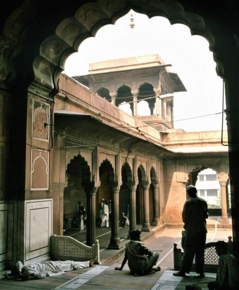 Delhi: Freitagsmoschee (2000)