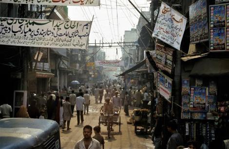 Delhi: Altstadt (2000)