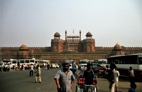 Delhi: Rotes Fort (2000)