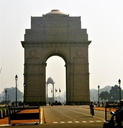 Delhi: India-Gate (2000)