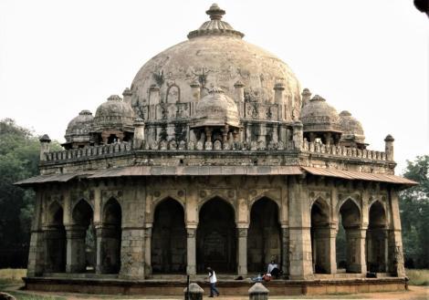 Delhi: Isa Khan-Mausoleum (2000)