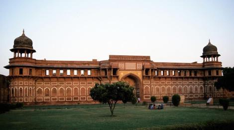 Agra: Fort - Jahangirs Palast (2000)