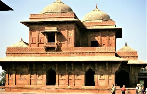 Fatehpur Sikri: Haus der Birbal (2000)
