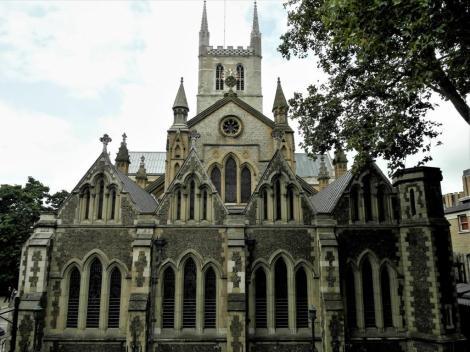 Southwark-Kathedrale (2014)