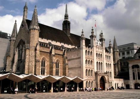 Guildhall [Rathaus] (2014)