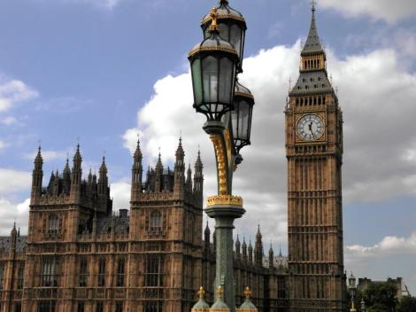 Parlament mit Big Ben (2014)
