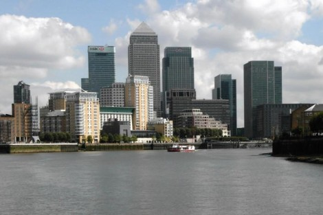 Docklands Canary Wharf (2014)