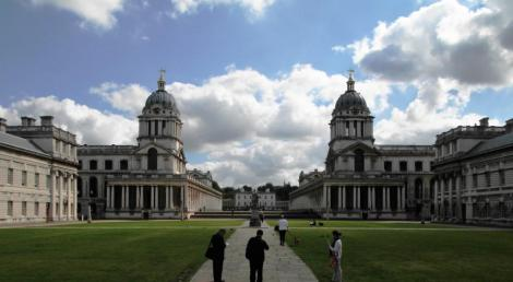 Greenwich: Royal Naval College (2014)