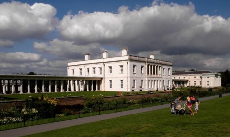Greenwich: Queens House (2014)