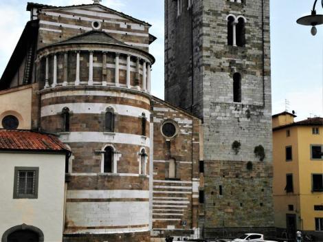 Kirche San Frediano: Ostpartie (2017)