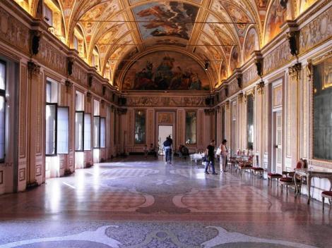 Herzogspalast: Spiegelsaal (2017)