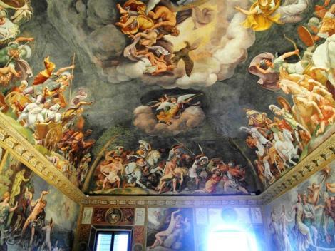 Herzogspalast: Trojasaal im Corte Nuovo (2017)