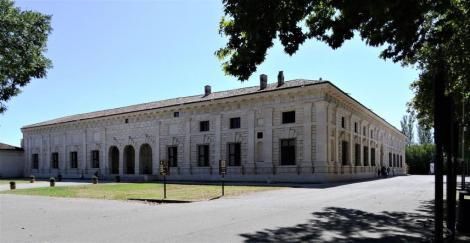 Palazzo Te (2017)