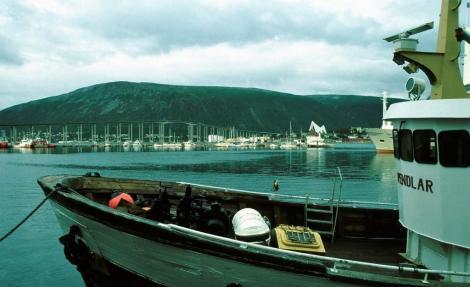 Tromsø mit Eismeerkathedrale (1998)
