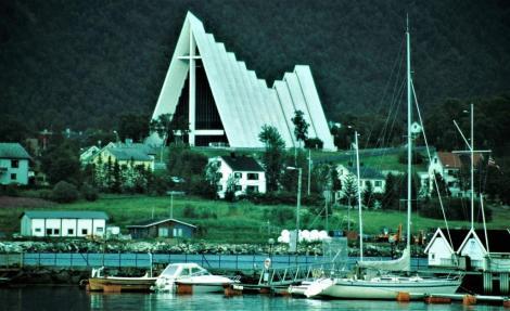 Tromsø: Eismeerkathedrale (1998)
