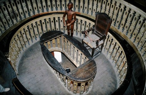 Palazzo del Bo = Universität: Anatomisches Theater (1988)