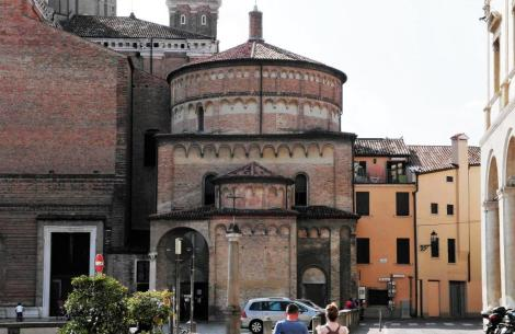 Baptisterium am Dom (2017)