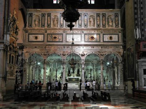 Kirche Sant' Antonio: Antoniuskapelle (2017)