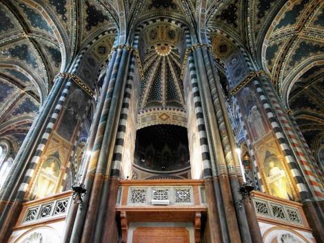 Kirche Sant' Antonio: Chorumgang (2017)
