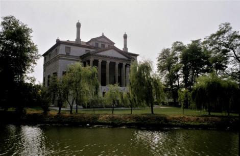 Malcontenta: Villa Foscari an der Brenta (1988)