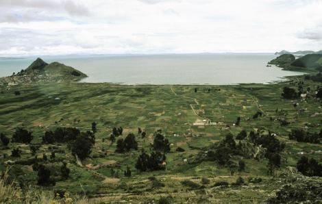 Bucht von Copacabana am Titicacasee (2005)