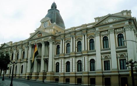 La Paz: Parlament (2005)