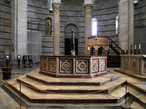 Baptisterium: Taufbecken (2017)