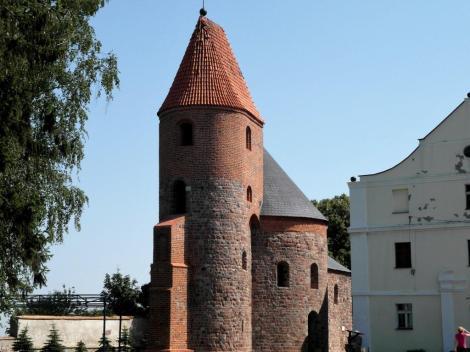 Strelno [poln. Strzelno]: Prokopkirche (2012)