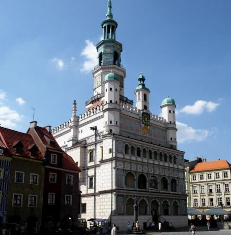 Posen [poln. Poznan]: Rathaus (2012)
