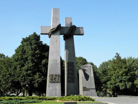 Posen [poln. Poznan]: Denkmal für den Aufstand von 1956 (2012)