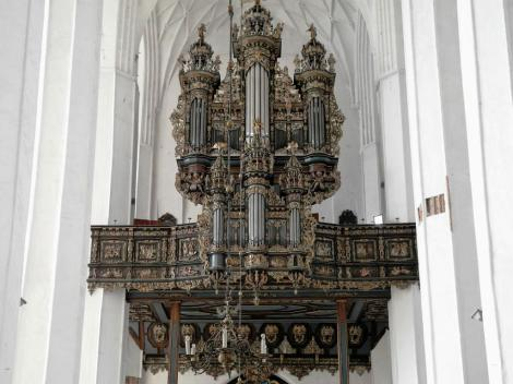Marienkirche: Orgel (2012)