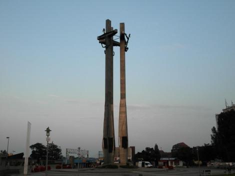 Danzig: Solidarnosc-Denkmal (2012)