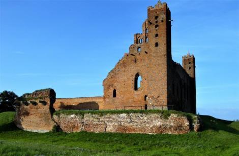 Rehden [poln. Radzyń Chełmiński]: Ruine der Deutschordensburg (2012)
