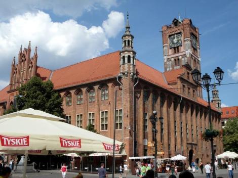 Thorn [poln. Torun]: Rathaus (2012)