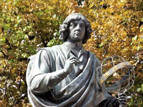 Thorn [poln. Torun]: Kopernikusdenkmal (2012)
