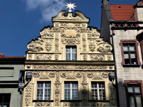 Thorn [poln. Torun]: Haus zum Stern (2012)