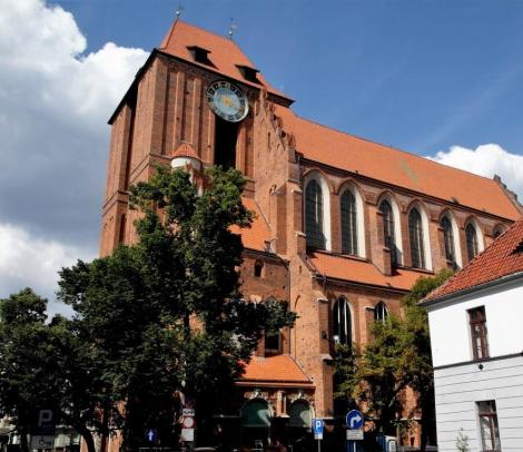 Thorn [poln. Torun]: Johanneskirche (2012)