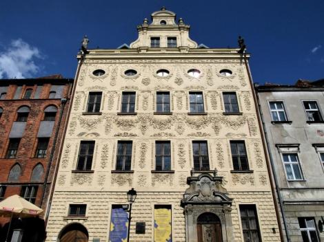 Thorn [poln. Torun]: Dambski-Palais (2012)