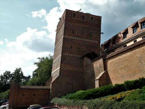 Thorn [poln. Torun]: Schiefer Turm (2012)