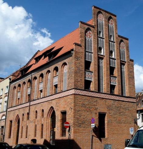 Thorn [poln. Torun]: Gotischer Speicher (2012)