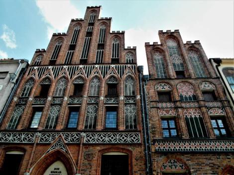 Thorn [poln. Torun]: Kopernikus-Haus (2012)