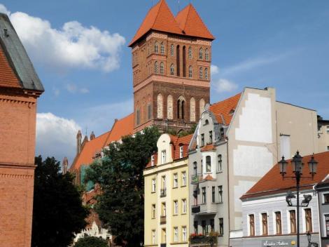 Thorn [poln. Torun]: Jakobskirche (2012)