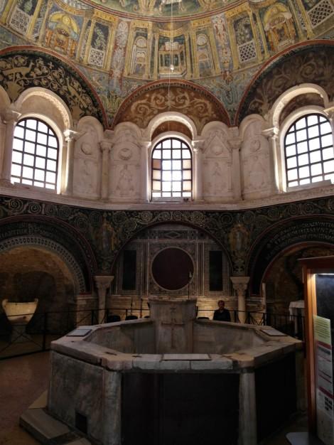 Baptisterium der Orthodoxen (2017)