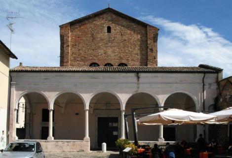 Kirche Santo Spirito (2017)
