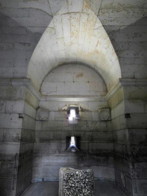 Theoderich-Mausoleum: Erdgeschoss (2017)