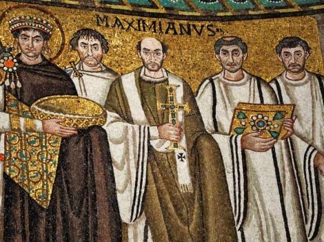 San Vitale: Kaiser Justinians Gefolge (2017)