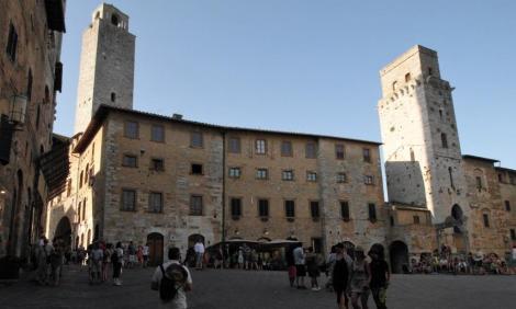 Piazza della Cisterna (2017)