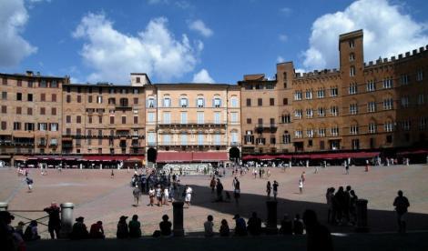 Piazza del Campo (2017)