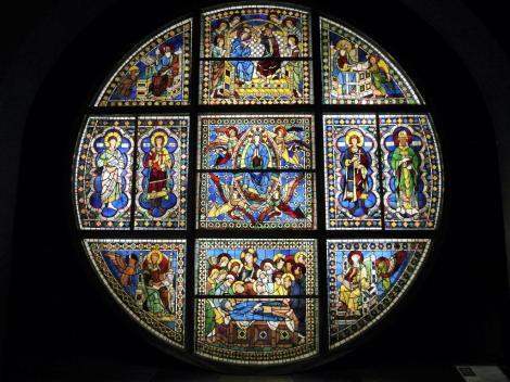 Dommuseum: Fenster von Duccio (2017)