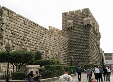 Damaskus: Zitadelle (2008)